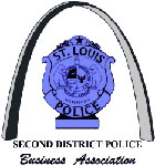 Second District Police Business Association Logo